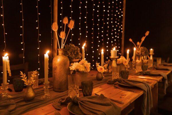 Hochzeitsdinner-Sommer-outdoor-Beleuchtung-Oldenburg-min