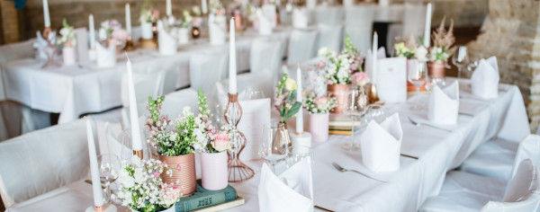Kosten eines Wedding Planners